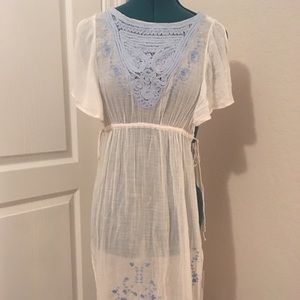 Free people maxi tunic